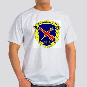 USS Oklahoma City (CG 5) Light T-Shirt