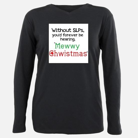 Mewwy Chwistmas T-Shirt