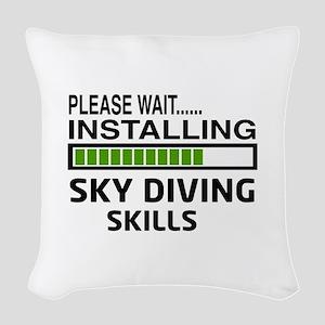 Please wait, Installing Sky Di Woven Throw Pillow