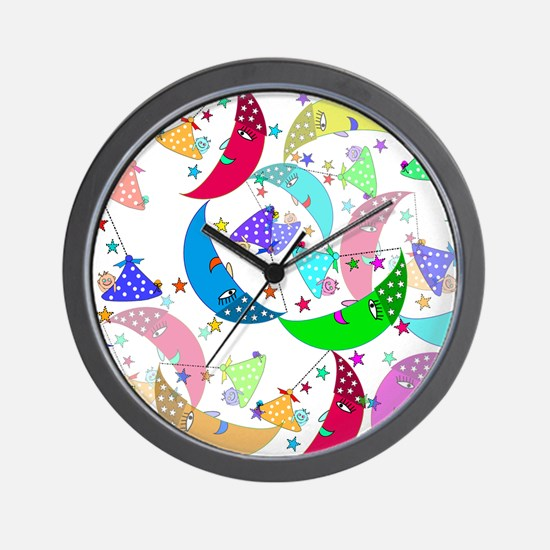 NICU Nurse Wall Clock