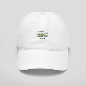 Please wait, Installing Rowing Skills Cap