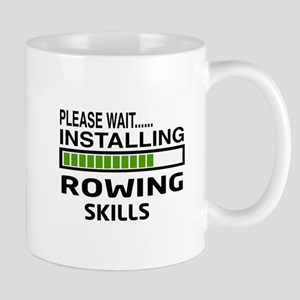 Please wait, Installing Rowing Skills Mug