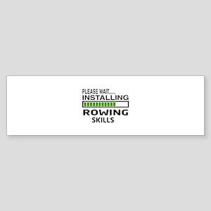 Please wait, Installing Rowing Sk Sticker (Bumper)