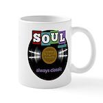 Soul Music on Vinyl Record Mugs