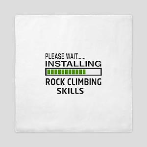 Please wait, Installing Rock Climbing Queen Duvet