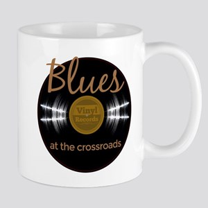 Vintage Blues at The Crossroads Music Mugs