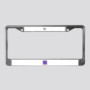 Please wait, Installing Racque License Plate Frame