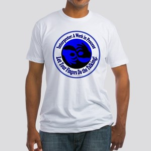 4-3-BlueCRBorder T-Shirt