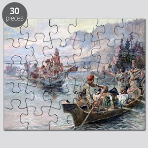 Lewis and Clark NHS Puzzle