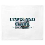 Lewis and Clark NHS King Duvet