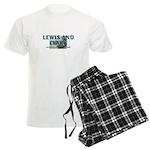 Lewis and Clark NHS Men's Light Pajamas