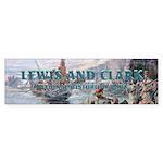 Lewis and Clark NHS Sticker (Bumper 10 pk)