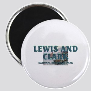 Lewis and Clark NHS Magnet