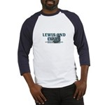 Lewis and Clark NHS Baseball Tee