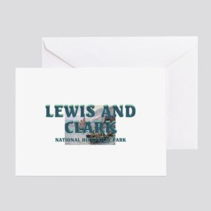 Lewis and Clark NHS Greeting Card