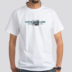 Lewis and Clark NHS Men's Classic T-Shirts