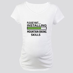 Please wait, Installing Mountain Maternity T-Shirt