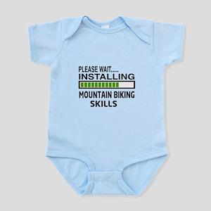 Please wait, Installing Mountain B Infant Bodysuit