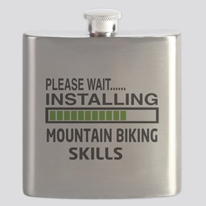 Please wait, Installing Mountain Biking Skil Flask