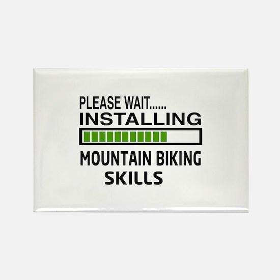 Please wait, Installing Mountain Rectangle Magnet