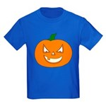 Jack-O-Lantern Kids Dark T-Shirt