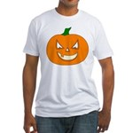 Jack-O-Lantern Fitted T-Shirt