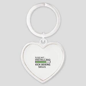 Please wait, Installing Kickboxing Heart Keychain