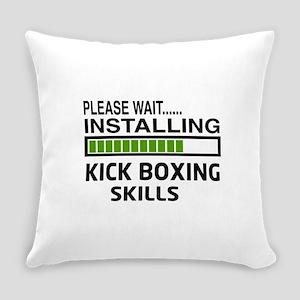Please wait, Installing Kickboxing Everyday Pillow