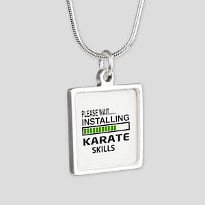 Please wait, Installing Ka Silver Square Necklace