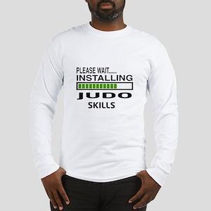 Please wait, Installing Judo S Long Sleeve T-Shirt