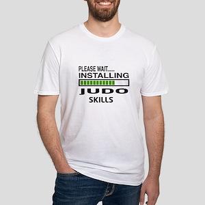 Please wait, Installing Judo Skills Fitted T-Shirt