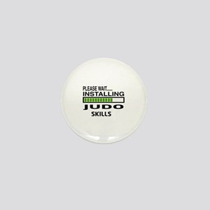 Please wait, Installing Judo Skills Mini Button