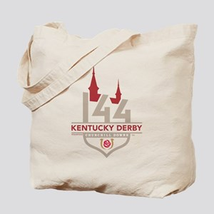 Kentucky Derby 144 Logo Tote Bag