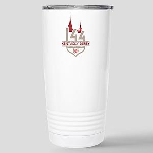 Kentucky Derby 14 16 oz Stainless Steel Travel Mug
