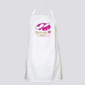 Official KY Oaks Logo Light Apron
