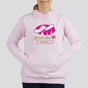 Official KY Oaks Logo Women's Hooded Sweatshirt