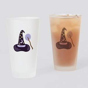 Wizard Hat Drinking Glass