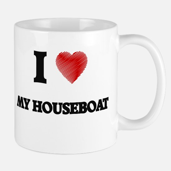 Gifts For Houseboat Unique Houseboat Gift Ideas CafePress - Houseboats vinyl numbers