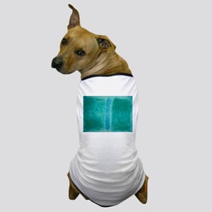 ROTHKO IN TEAL Dog T-Shirt