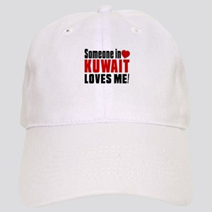Someone In Kuwait Loves Me Cap