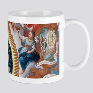 Virgin of Guadalupe Mugs