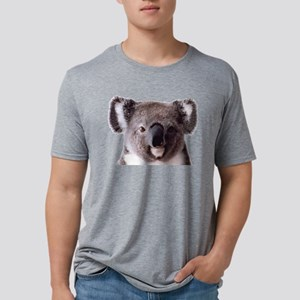 Large Happy Koala Bear Smiling T-Shirt