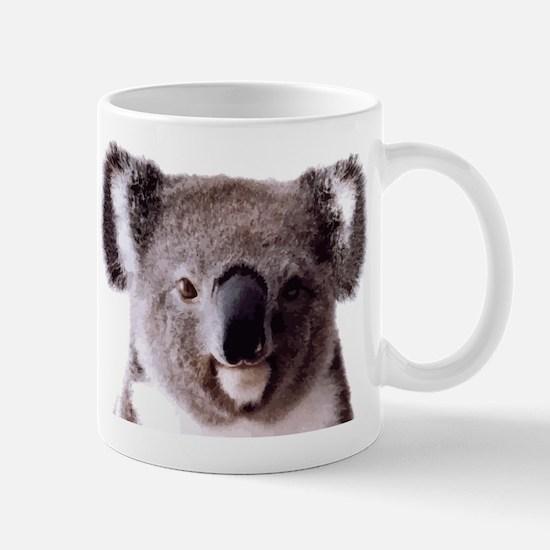 Large Happy Koala Bear Smiling Mugs