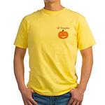 Lil' Pumpkin Yellow T-Shirt