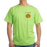 Lil' Pumpkin Green T-Shirt