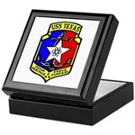 USS Texas (CGN 39) Keepsake Box