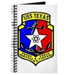 USS Texas (CGN 39) Journal