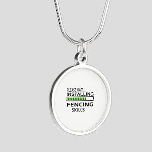 Please wait, Installing Fenc Silver Round Necklace