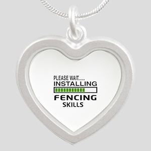 Please wait, Installing Fenc Silver Heart Necklace
