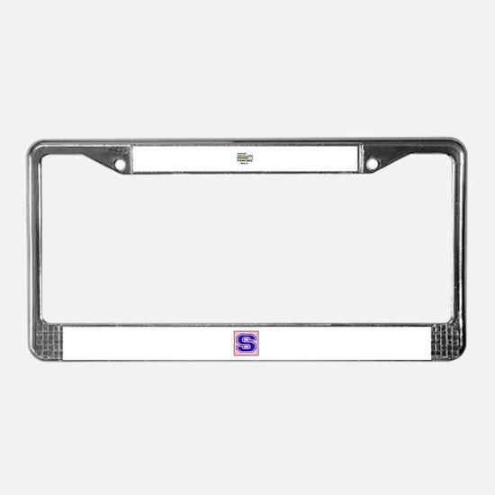 Please wait, Installing Fencin License Plate Frame